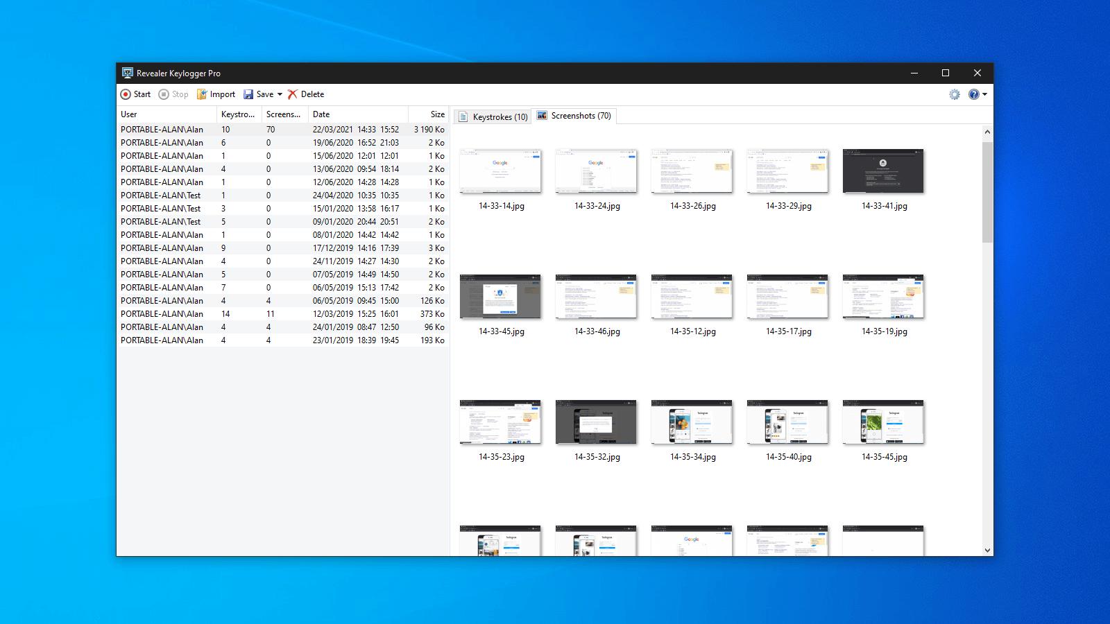 Revealer keylogger pro edition serial
